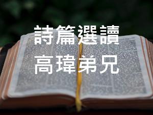 詩篇選讀: 高瑋弟兄